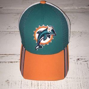 Miami Dolphins Reebok NFL Hat